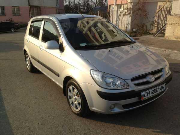 Hyundai Getz, 2008 год, 557 593 руб.