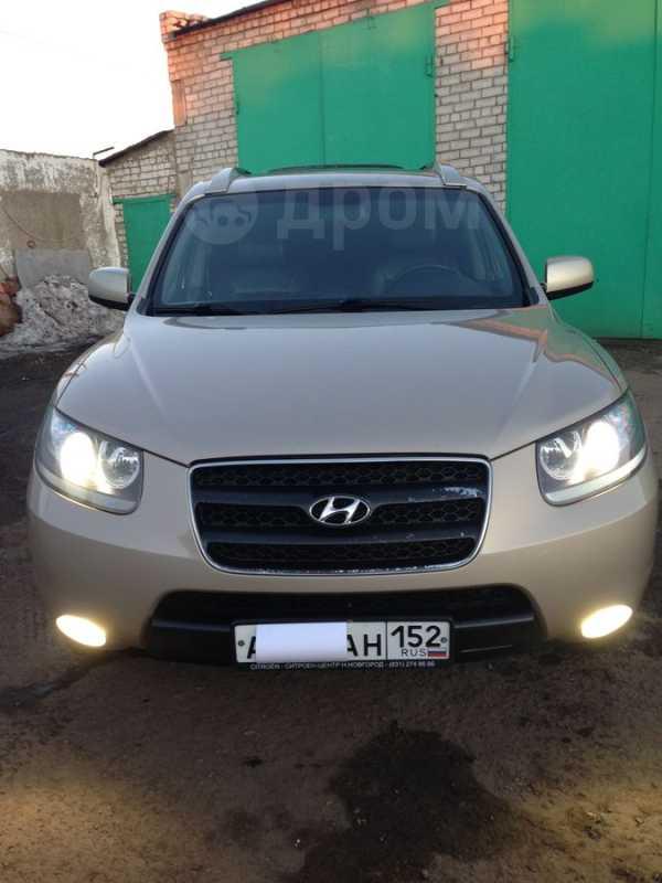 Hyundai Santa Fe, 2006 год, 690 000 руб.