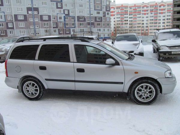Opel Astra, 1998 год, 170 000 руб.