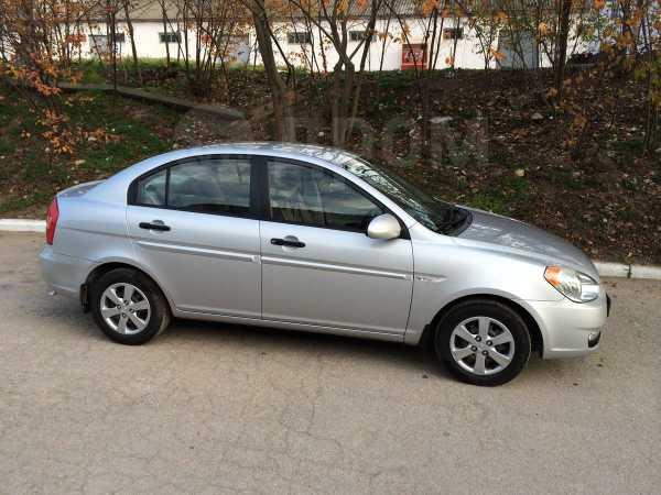 Hyundai Accent, 2008 год, 704 328 руб.