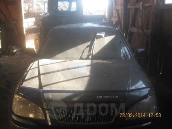 Chery Amulet A15, 2007 год, 40 000 руб.