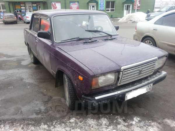 Лада 2107, 2004 год, 40 000 руб.