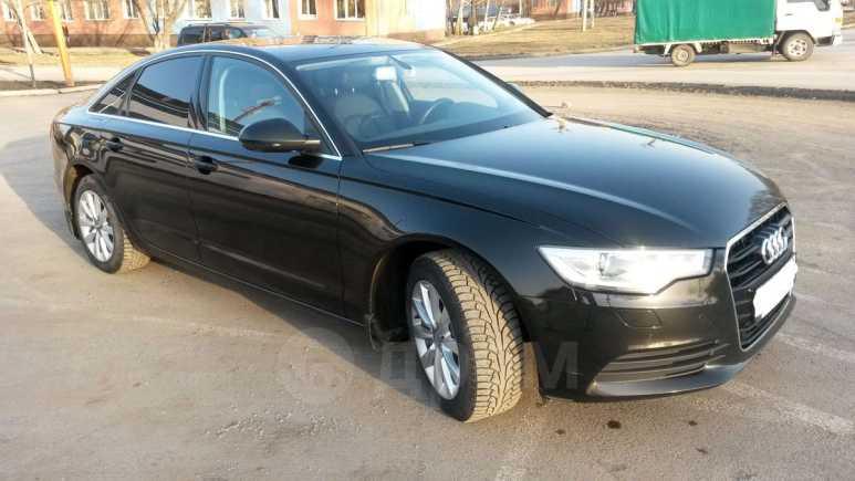 Audi A6, 2012 год, 1 600 000 руб.