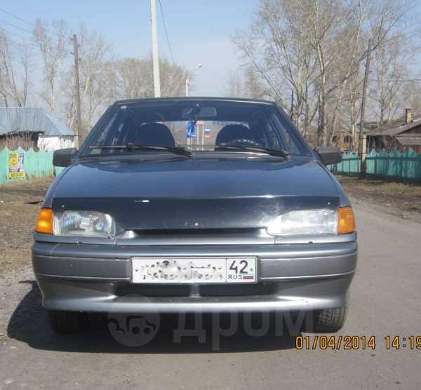 Лада 2114 Самара, 2007 год, 155 000 руб.