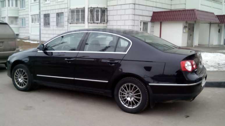 Volkswagen Passat, 2008 год, 589 000 руб.