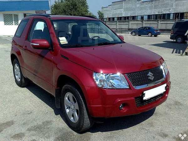 Suzuki Grand Vitara, 2008 год, 1 173 880 руб.