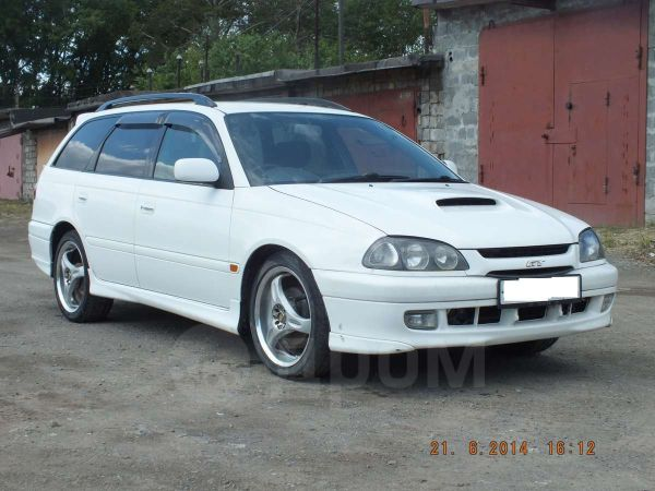 Toyota Caldina, 1997 год, 275 000 руб.