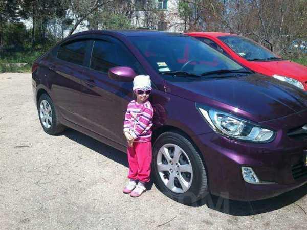 Hyundai Accent, 2011 год, 880 410 руб.