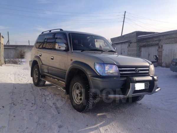 Toyota Land Cruiser Prado, 2000 год, 750 000 руб.