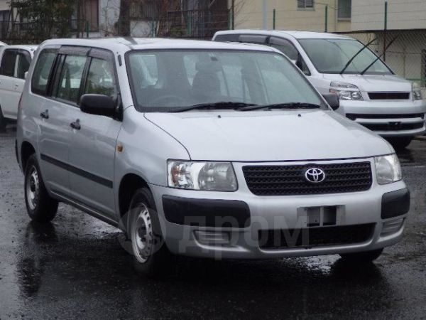 Toyota Succeed, 2008 год, 430 000 руб.