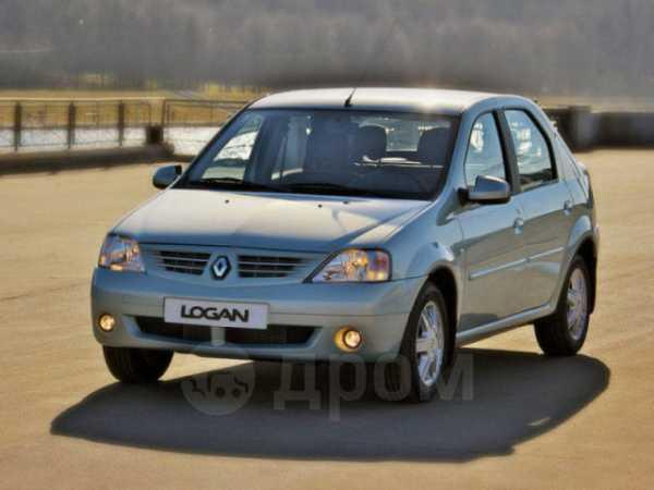 Renault Logan, 2007 год, 230 000 руб.
