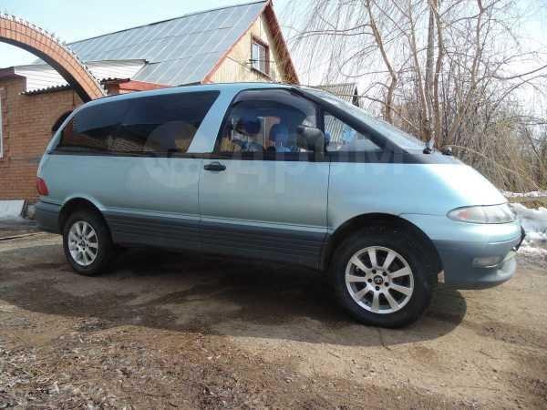 Toyota Estima Lucida, 1992 год, 270 000 руб.