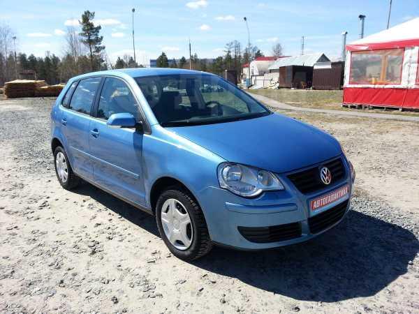 Volkswagen Polo, 2008 год, 360 000 руб.