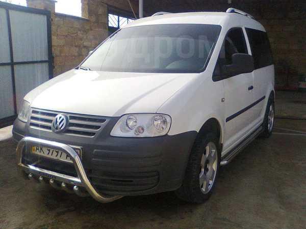 Volkswagen Caddy, 2010 год, 968 451 руб.