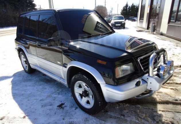 Suzuki Escudo, 1996 год, 215 000 руб.
