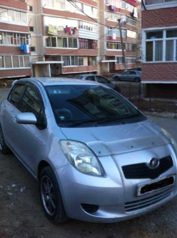 Toyota Vitz, 2005 год, 240 000 руб.
