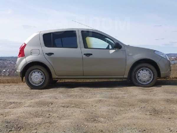 Renault Sandero, 2010 год, 315 000 руб.