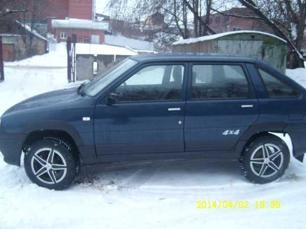 ИЖ 2126 Ода, 2004 год, 85 000 руб.