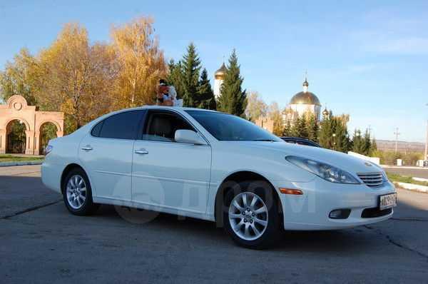 Toyota Windom, 2001 год, 390 000 руб.
