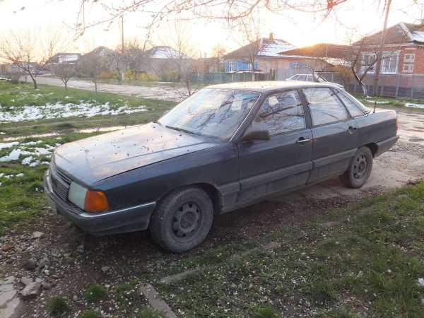 Audi 100, 1983 год, 40 000 руб.