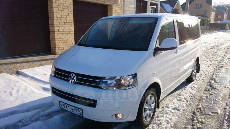 Volkswagen Multivan, 2010 год, 1 170 000 руб.