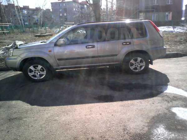 Nissan X-Trail, 2001 год, 395 000 руб.