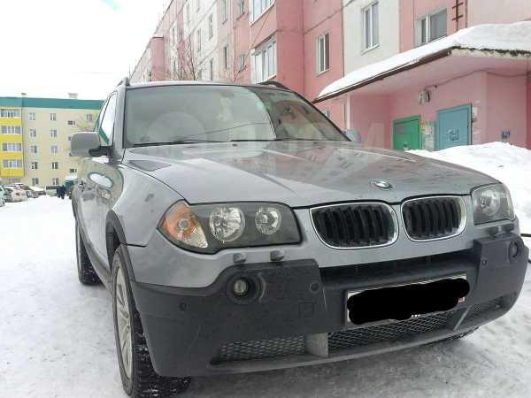 BMW X3, 2005 год, 750 000 руб.
