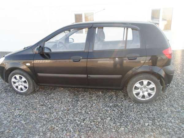 Hyundai Getz, 2010 год, 360 000 руб.