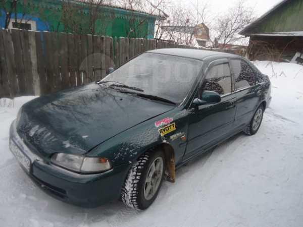 Honda Civic, 1991 год, 130 000 руб.