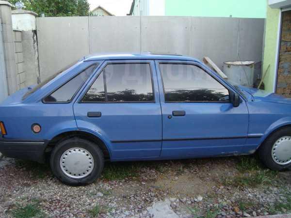 Ford Escort, 1988 год, 123 257 руб.