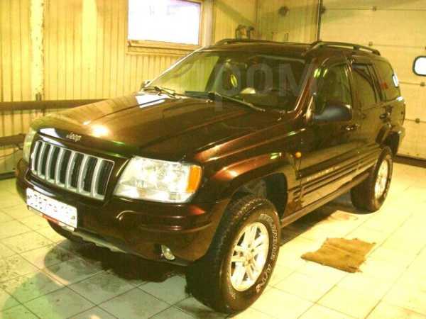 Jeep Grand Cherokee, 2004 год, 725 000 руб.