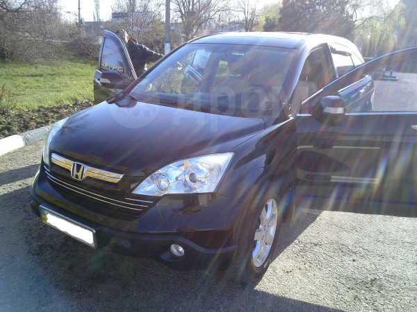 Honda CR-V, 2008 год, $22000