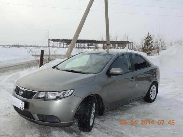 Kia Cerato, 2011 год, 530 000 руб.