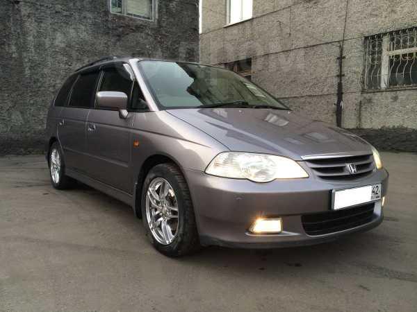 Honda Odyssey, 2001 год, 368 000 руб.