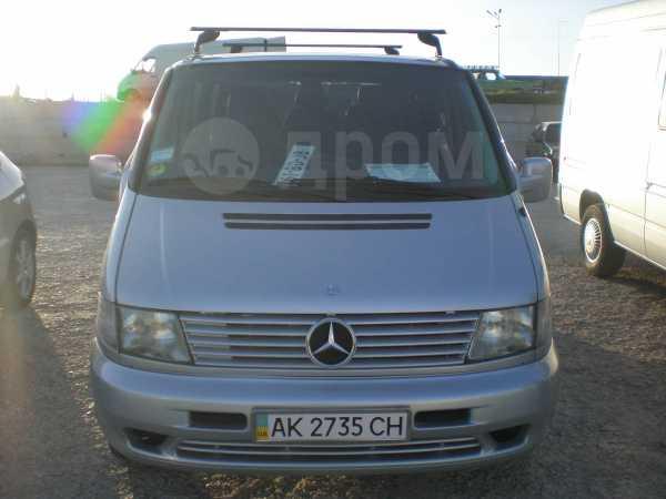 Mercedes-Benz Vito, 2002 год, $14000