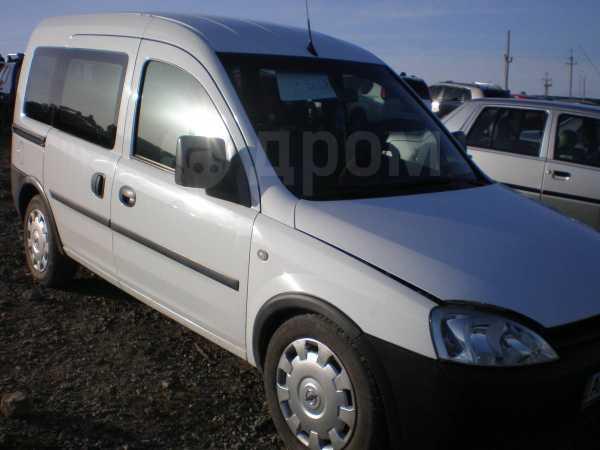 Opel Combo, 2007 год, 598 679 руб.
