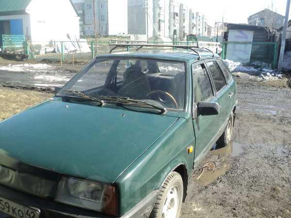 Лада 21099, 1993 год, 60 000 руб.