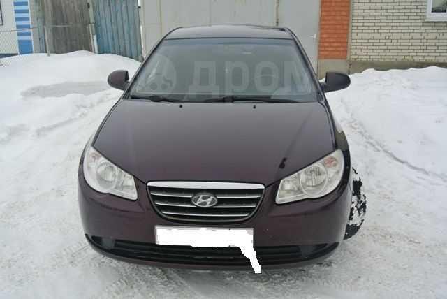 Hyundai Elantra, 2007 год, 410 000 руб.