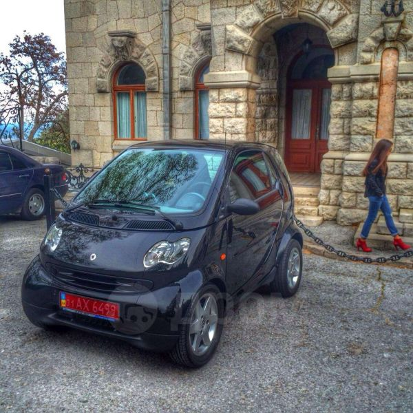Smart Fortwo, 2004 год, 457 813 руб.
