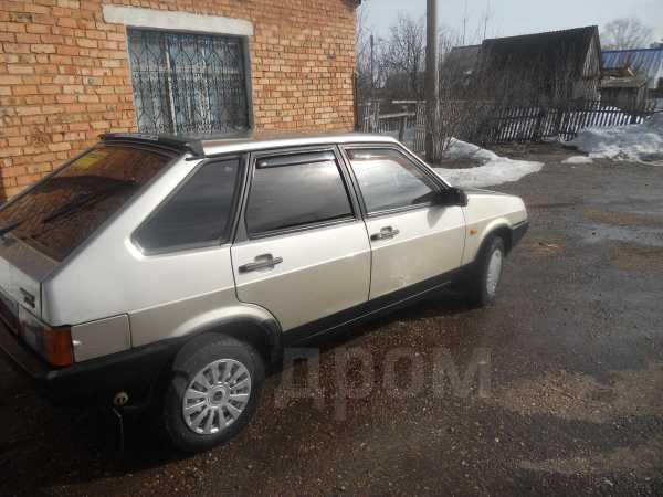 Лада 2109, 1995 год, 65 000 руб.