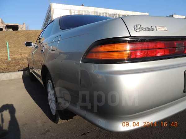 Toyota Mark II, 1996 год, 240 000 руб.