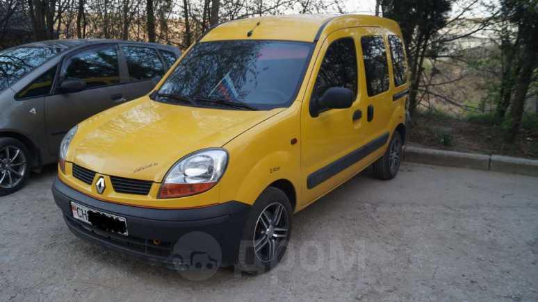 Renault Kangoo, 2003 год, 440 205 руб.