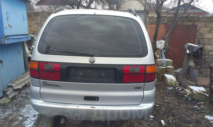 Volkswagen Sharan, 1995 год, $1000