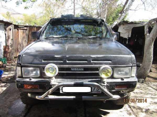Nissan Terrano, 1992 год, 189 999 руб.