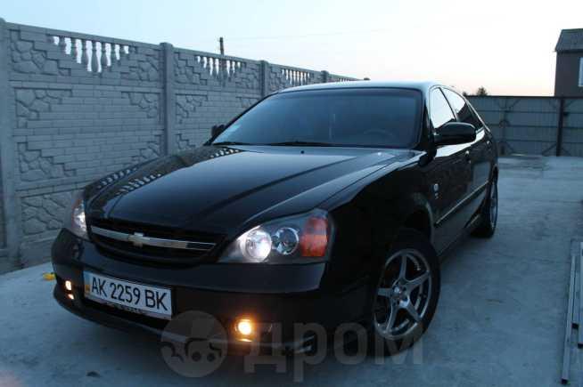 Chevrolet Evanda, 2006 год, 364 200 руб.