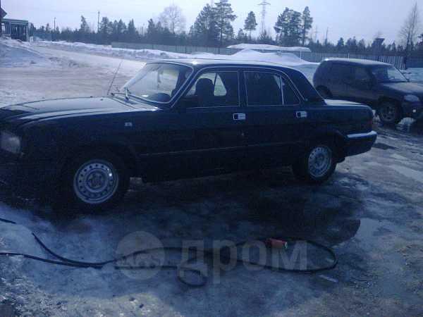 ГАЗ Волга, 2001 год, 55 000 руб.
