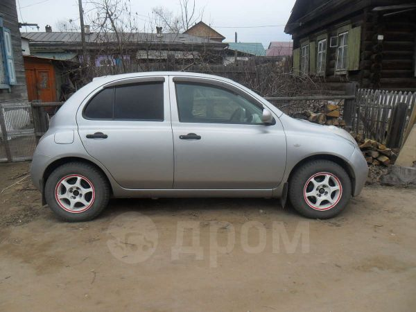 Nissan March, 2003 год, 220 000 руб.