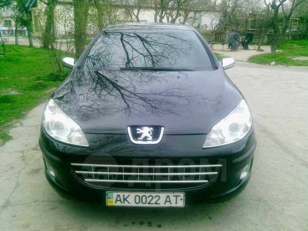 Peugeot 407, 2005 год, 586 940 руб.