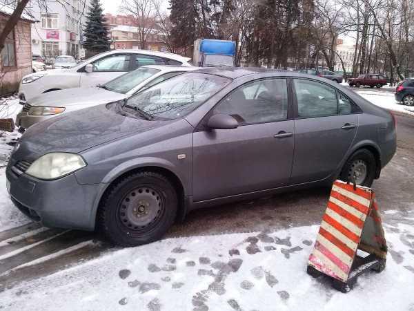 Nissan Primera, 2002 год, 268 000 руб.