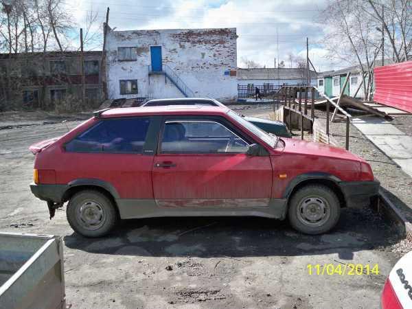 Лада 2108, 1988 год, 45 000 руб.